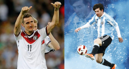 Finale Mondiali Brasile Germania-Argentina: si sa già chi vincerà